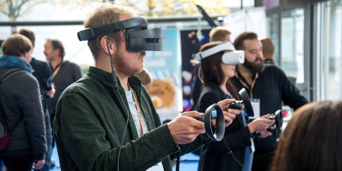 Sistemi virtualne realnosti